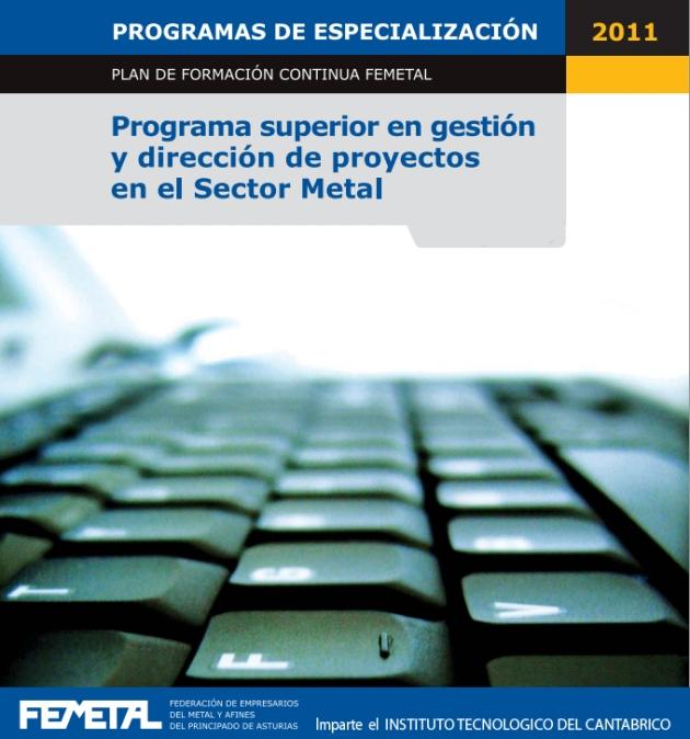master-gestion-direccion-proyectos-pmi-pmp-femetal-itc-instituto-tecnologico-del-cantabrico-asturias