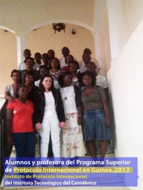 alumnos-programa-superior-protocolo-internacional-guinea-africa