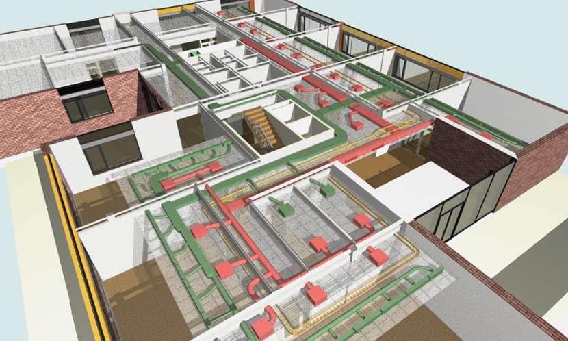 Autodesk Revit En El Mundo Construcci N Mec Nica