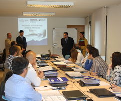 Inicio del programa superior de jefes de proyecto de FEMETAL y Agencia Local de Empleo del Ayto. de Gijón, impartido por ITC